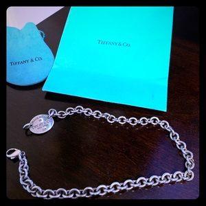 Tiffany & Co. Jewelry - Tiffany & Company sterling silver choker